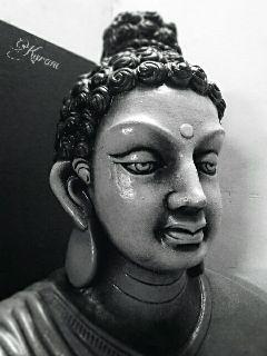 photography myclick potrait sculpture blackandwhite