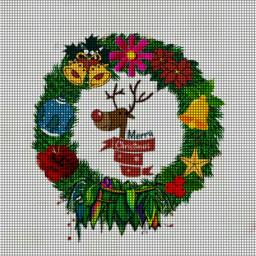 freetoedit remixmechallange wreath merrychristmas2016 colors