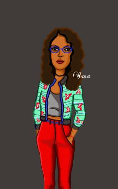 draw lunettes freetoedit rouge