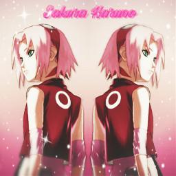 sakura sakuraharuno anime animegirl manga