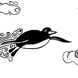 retopingüino penguin contemporaryart artecontemporaneo artforfun
