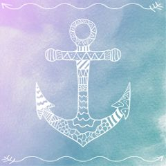 anchor peacelovehappiness icon wallpaper