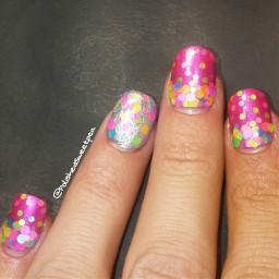 nails nailpolish nailstagram nailartaddict cute
