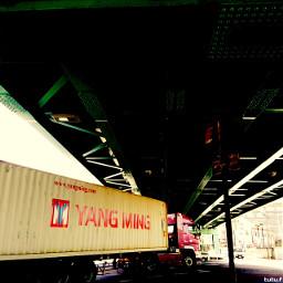 turn underthebridge truck street route254