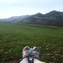 sport relax run mountainlyfe lovely freetoedit