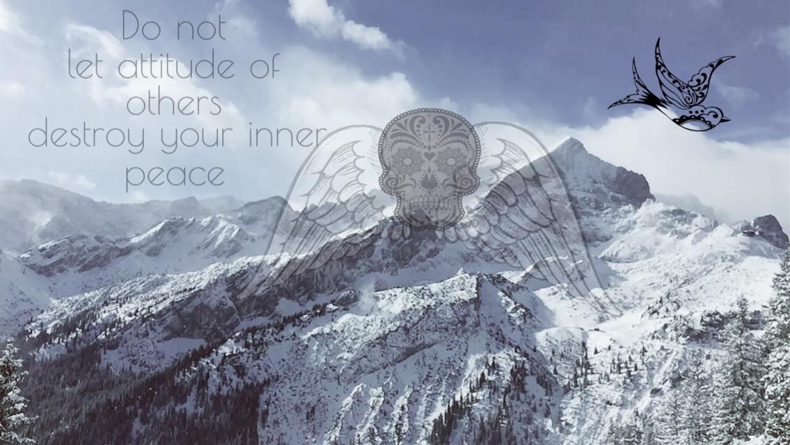 #freedom #beyourself #doitforyou #mountains