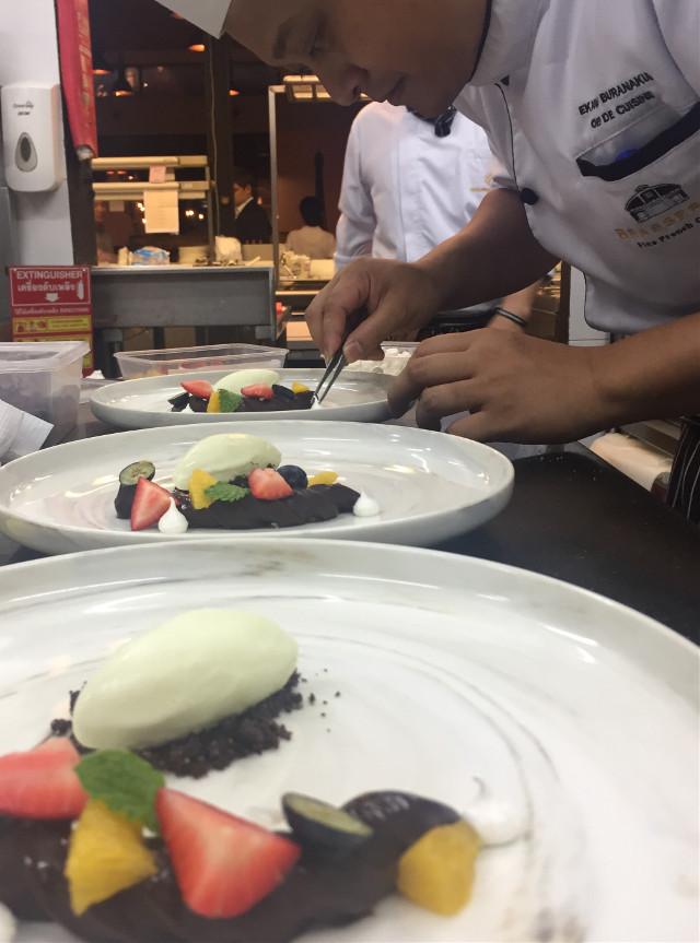 #Chocolatefudge #MintIcecream #Chef #ChefNung