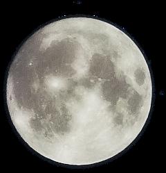 freetoedit ftestickers moon