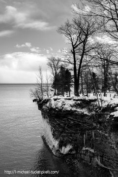blackandwhite photography nature landscape presqueisle