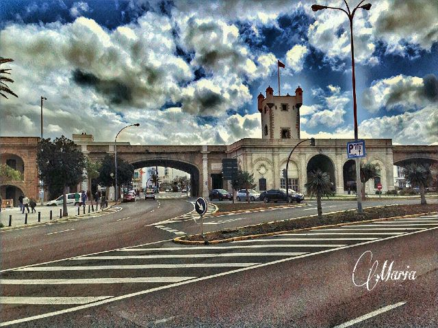 hdr magiceffect clouds sky urban