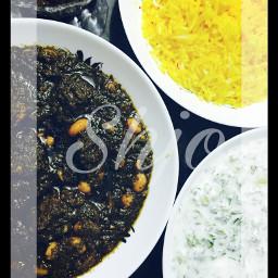 iranian food meal color foodlovers