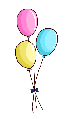 balloons ftestickers