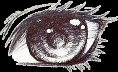 eye eyes anime love sweet