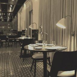 dinnerfortwo restaurant fancy cozy dimlight
