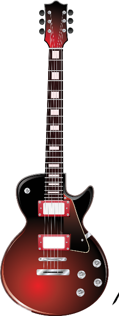 guitar electricguitar blackandred gitarre freetoedit