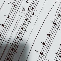 music notes sheetmusic blackandwhite seafoam freetoedit