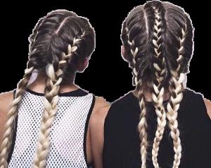 siblingsremix girls hair friends