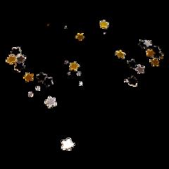 glitterroots glitter ftestickers stars freetoedit